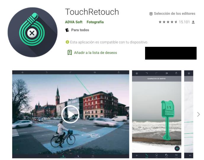 TouchRetouch pro apk