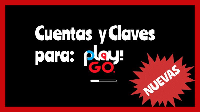 contraseña play go apk