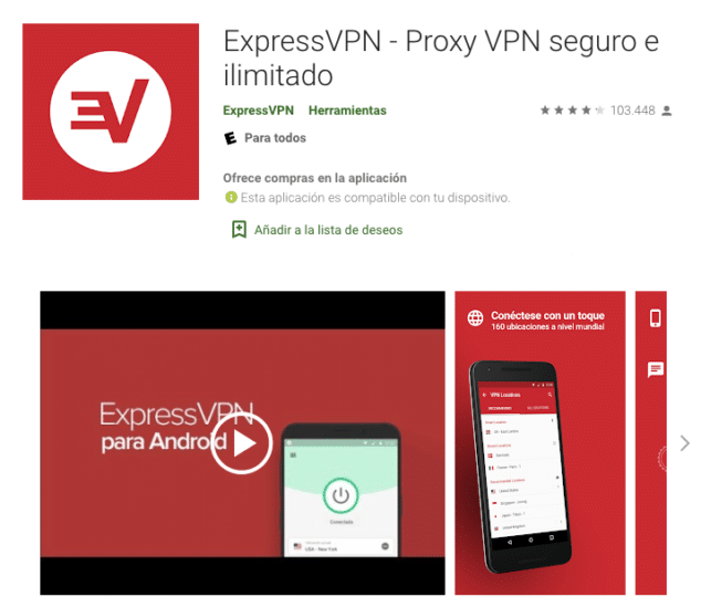 express vpn premium apk