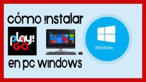 Play Go para PC: Cómo instalar Windows 7/8/10/XP & Mac