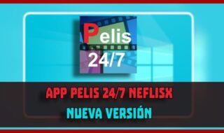 descargar Pelis 24:7 Neflisx app
