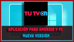 descargar TUTV ON apk