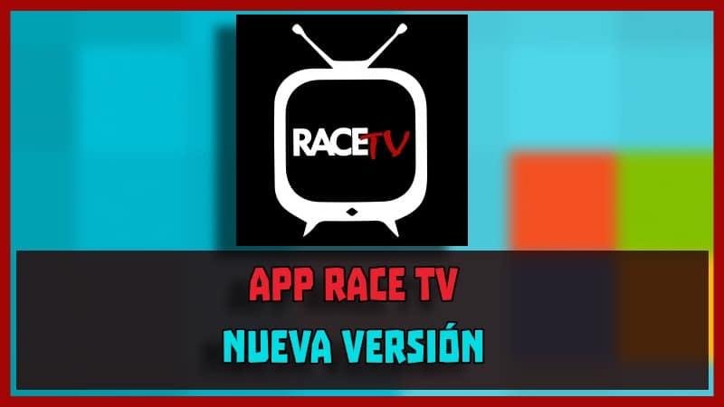descargar race tv app