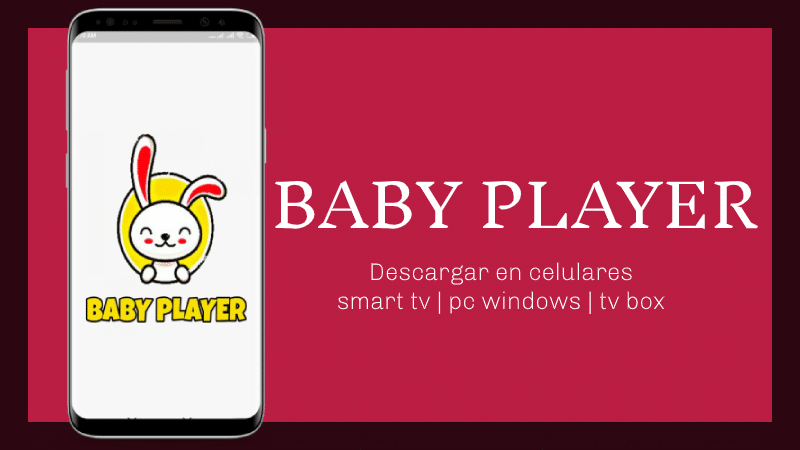 baby player apk para smart tv