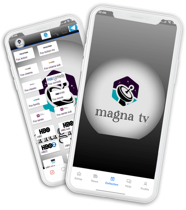 magna tv para smart tv