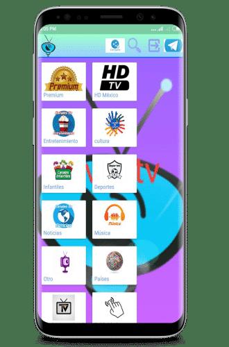 ovni tv para ios iphone
