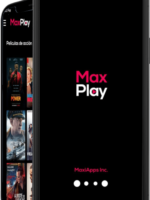 descargar max play apk smart tv