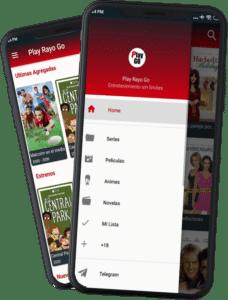 play rayo go apk para smart tv