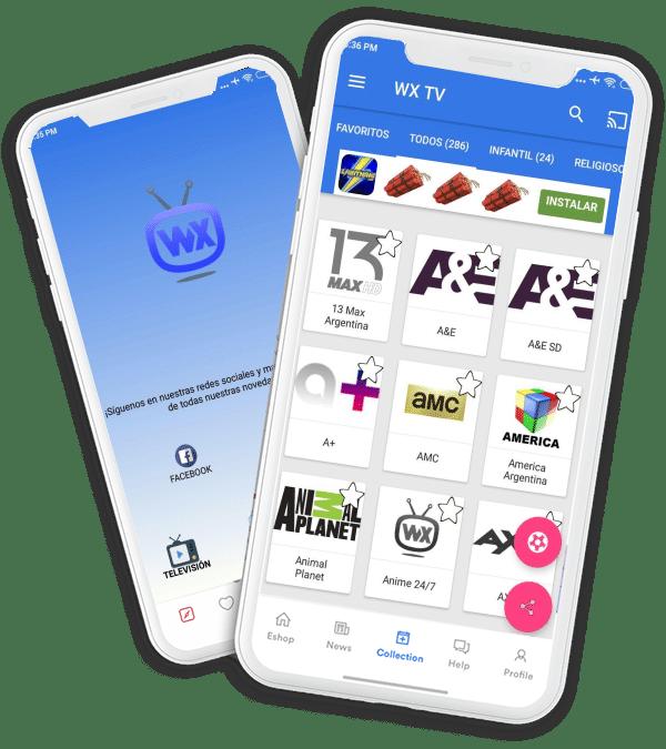 wx tv app pc windows mac