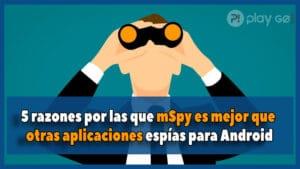 descargar mSpy app espia android 2021