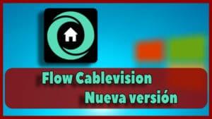 descargar Flow cablevision app