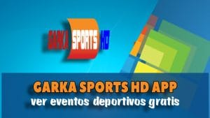 instalar Garka Sports HD apk