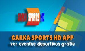 instalar Garka Sports HD apk