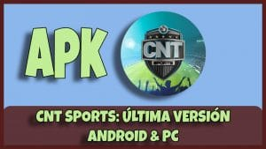 descargar CNT Sports app