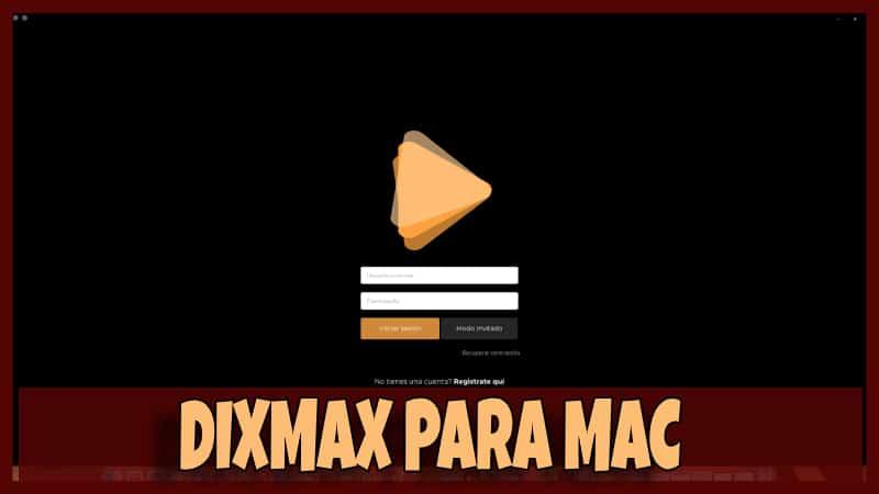 como instalar dixmax para mac os