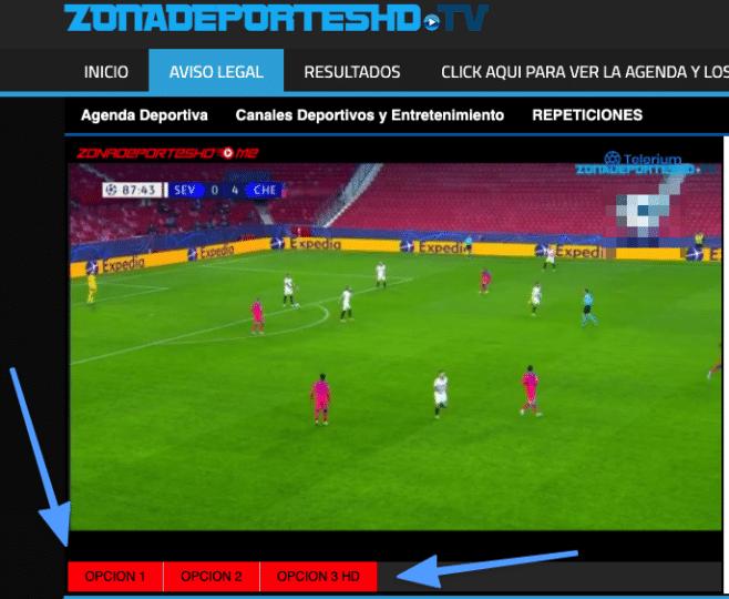 zona deportes ecuador