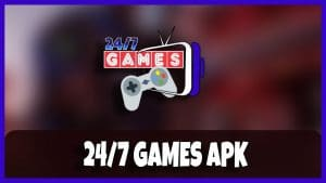 24 7 games app