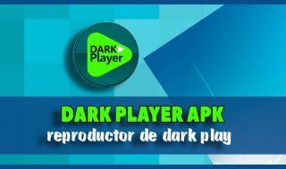 descargar app dark player