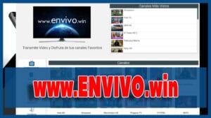 web envivo.win online