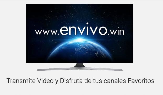 pagina web envivo win