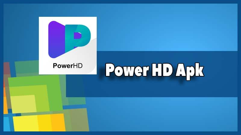 descargar Power HD App