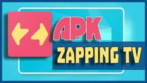 descargar Zapping TV apk