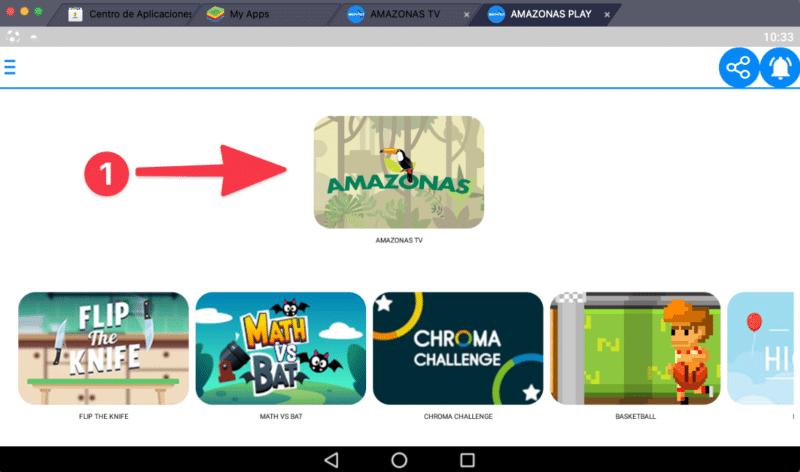 descargar amazonas play apk pc windows