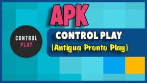 descargar control play apk