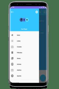 Fun Player para smart tv samsung