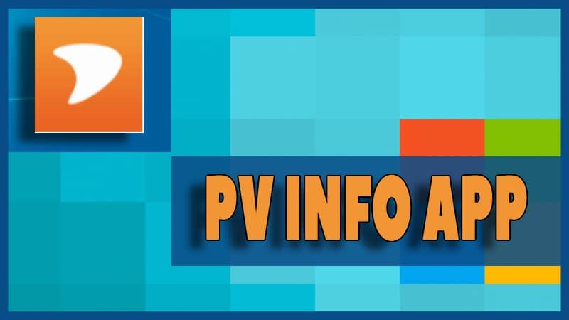 pv info pc windows