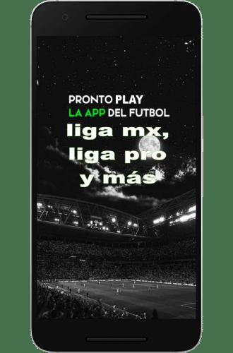 Pronto Futbol Play apk