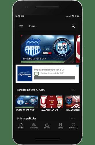 instalar Pronto Futbol Play para pc windows
