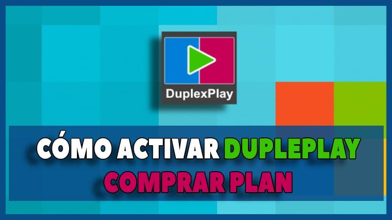 activar duplex play comprar