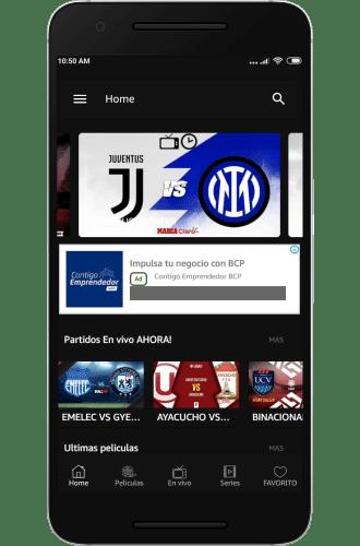 descargar Pronto Futbol Play app