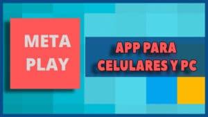 descargar meta play apk pc