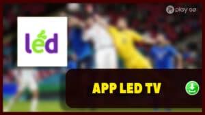 descargar led tv apk