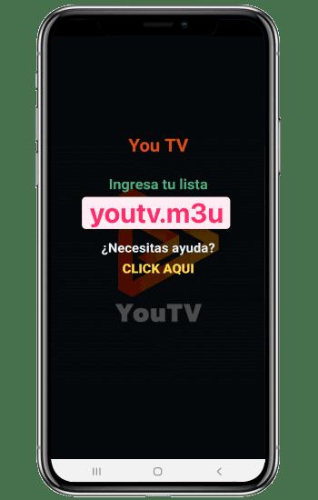 youtv lista m3u