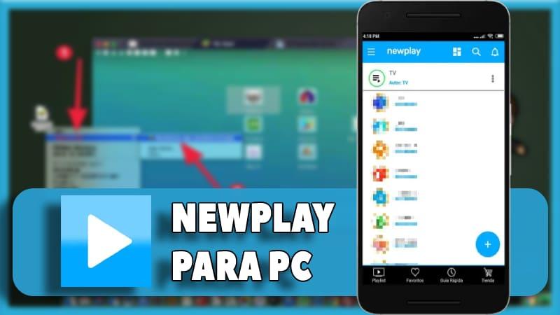 newplay pc windows 10